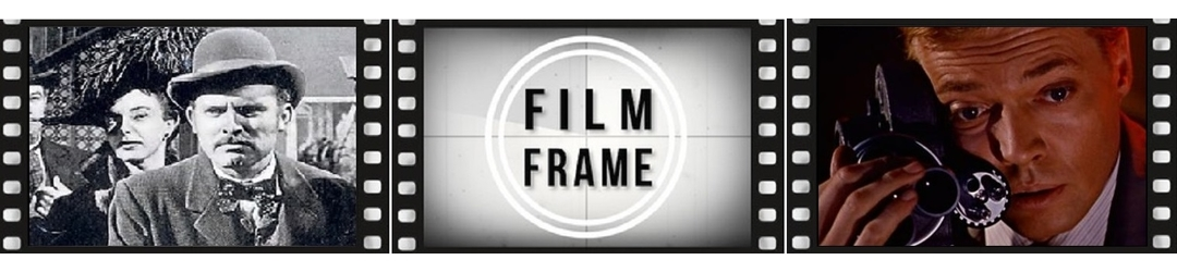 Writing on the life inside & outside of the film frame...