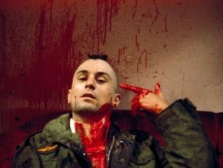 Robert De Niro as Travis Bickle